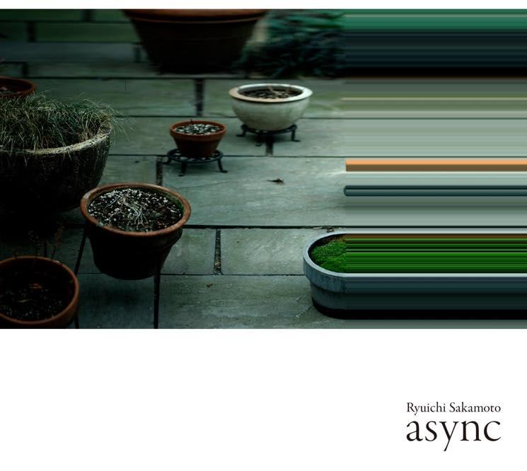 Ryuichi Sakamoto Details 'async' LP