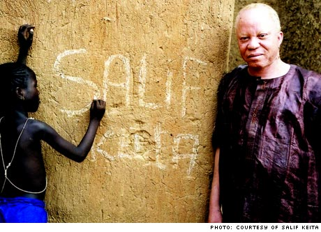 Salif Keita The Golden Voice of Mali