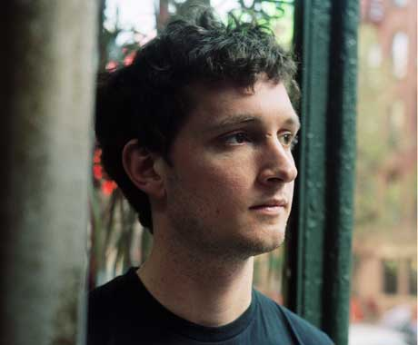 Sam Amidon Hugh's Room, Toronto ON, September 5