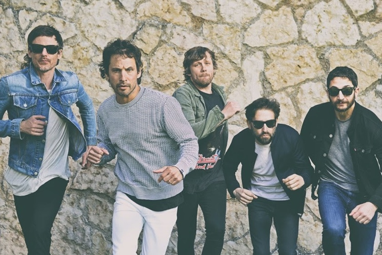 Sam Roberts Band Cancel Canadian Fall Tour