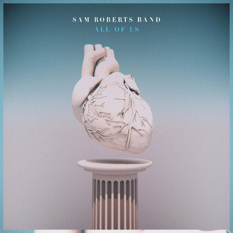 Sam Roberts Band Announce New Album 'All of Us'