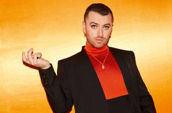 Sam Smith Unveils New Album 'To Die For'