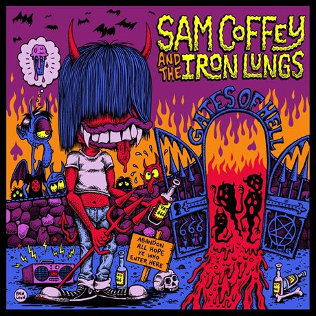 "Sam Coffey and the Iron Lungs ""Hold Me Close"""