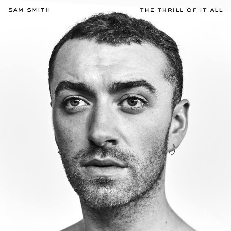 Sam Smith 'The Thrill of It All' (album stream)