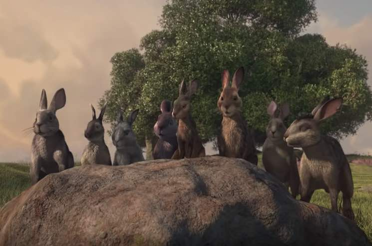 "Sam Smith Shares ""Fire on Fire"" from 'Watership Down'"