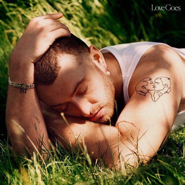 Sam Smith Announces New Album 'Love Goes'