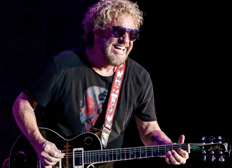 Sammy Hagar Attempts to Clarify His 'We All Gotta Die' COVID-19 Comments