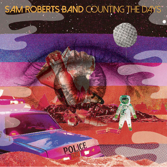 Sam Roberts Band Announce 'Counting the Days' EP, Share Title Track
