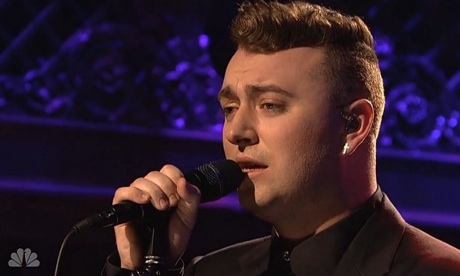 Sam Smith 'Stay With Me' / 'Lay Me Down' (live on 'SNL')