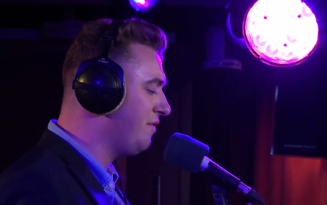 Sam Smith 'Fast Car' (Tracy Chapman cover)