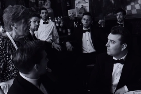 "Sam Smith ""Like I Can"" (video)"