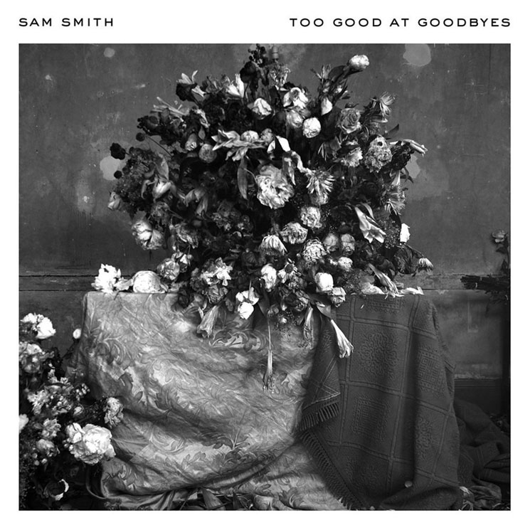 "Sam Smith Delivers New Song ""Too Good at Goodbyes"""