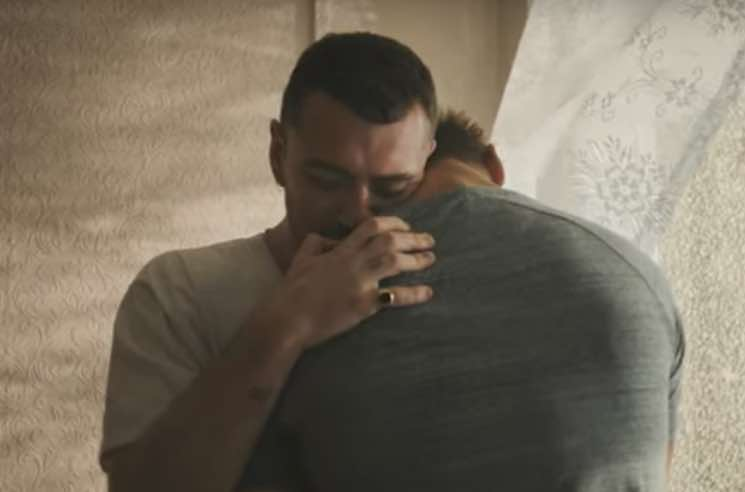 "Sam Smith ""Too Good at Goodbyes"" (video)"