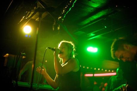 San Fermin / Son Lux Biltmore Cabaret, Vancouver BC, February 28