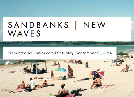 Zunior Celebrates 10 Years with Sandbanks New Waves Fest, Gets Bry Webb, DIANA, Cuff the Duke