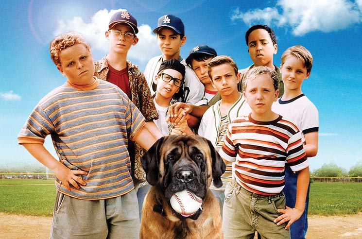 'The Sandlot' Is Getting Turned Into a TV Show