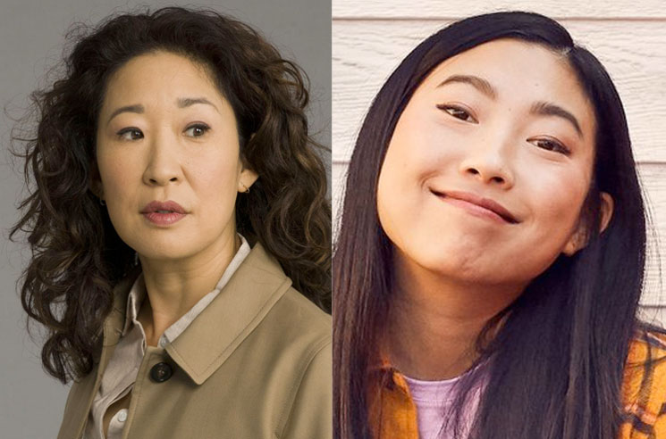 Sandra Oh and Awkwafina Are Teaming Up for a New Sisters Comedy for Netflix