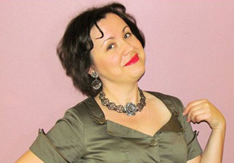 Sandra Battaglini JFL42, Comedy Bar, Toronto ON, September 21