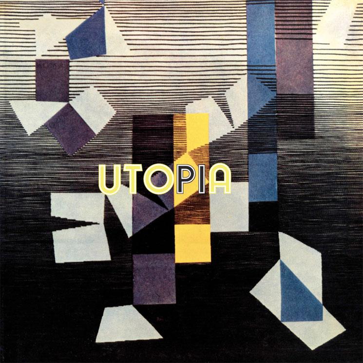Sandro Brugnolini's Lost Italian Library Epic 'Utopia' Gets First-Ever Reissue