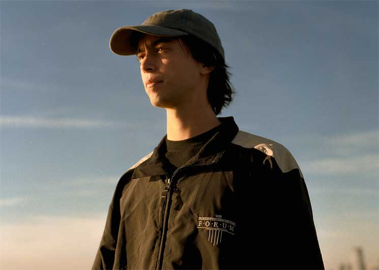 ​Alex G Officially Changes His Name to (Sandy) Alex G