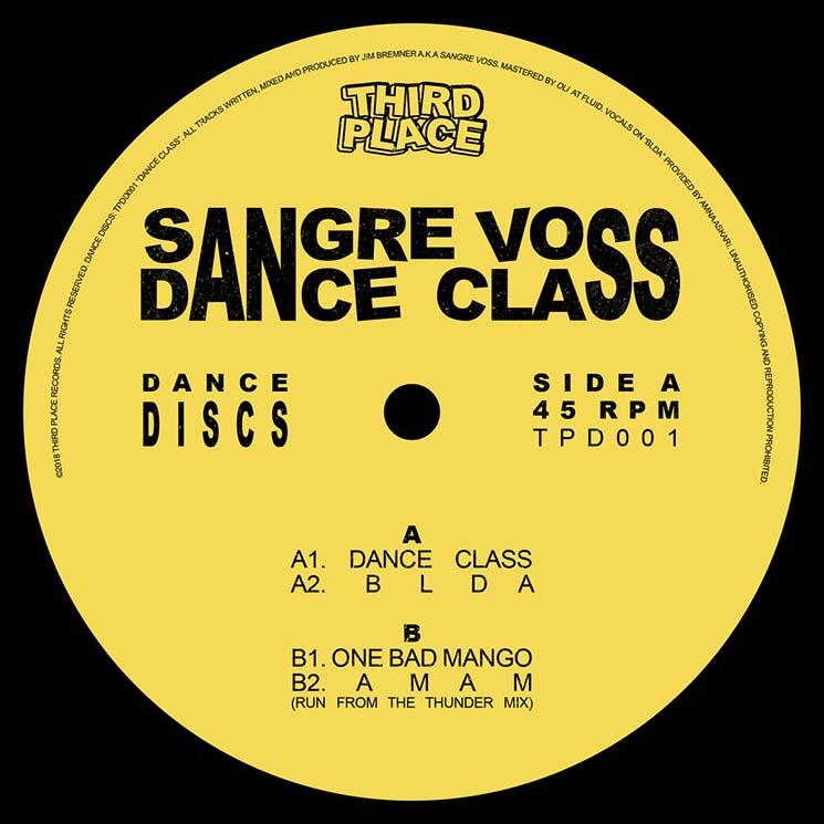 Sangre Voss Dance Class