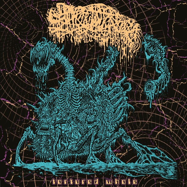 Sanguisugabogg Delve into the Seediest Depths of Death Metal on 'Tortured Whole'