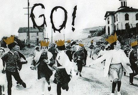 Santigold 'Go' (ft. Karen O)