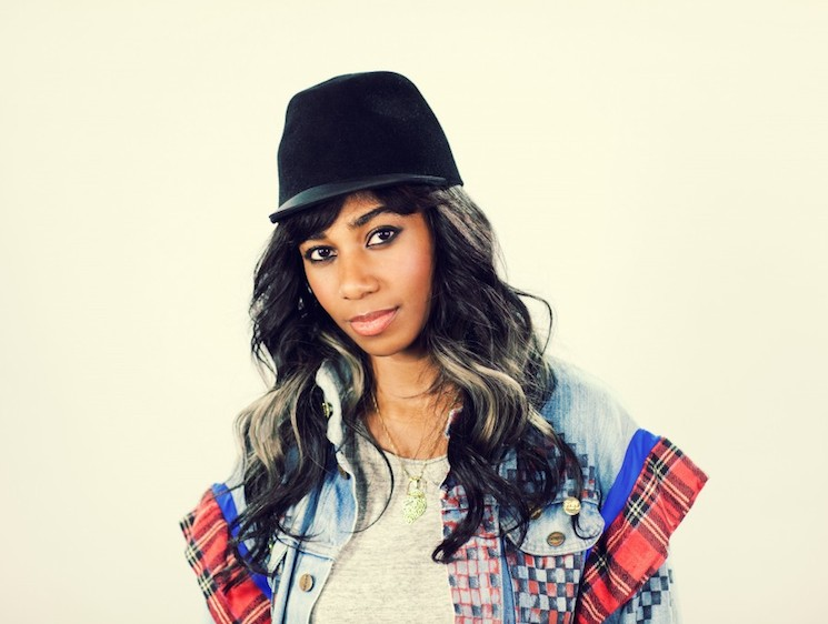 Santigold Postpones Tonight's Vancouver Show Due to Illness