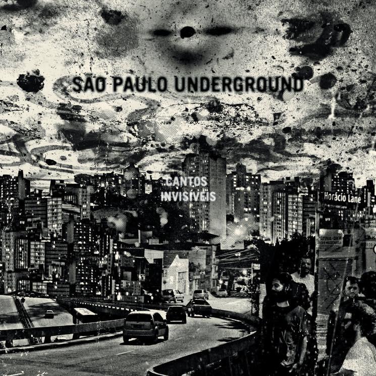 São Paulo Underground Cantos Invisiveis