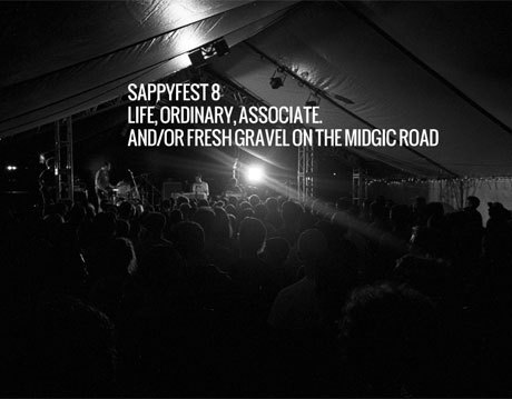 SappyFest Announces Initial 2013 Lineup with Colin Stetson, the Luyas, Chain and the Gang