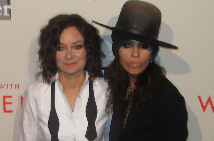 'Roseanne' Actress Sara Gilbert Files for Separation from Wife Linda Perry