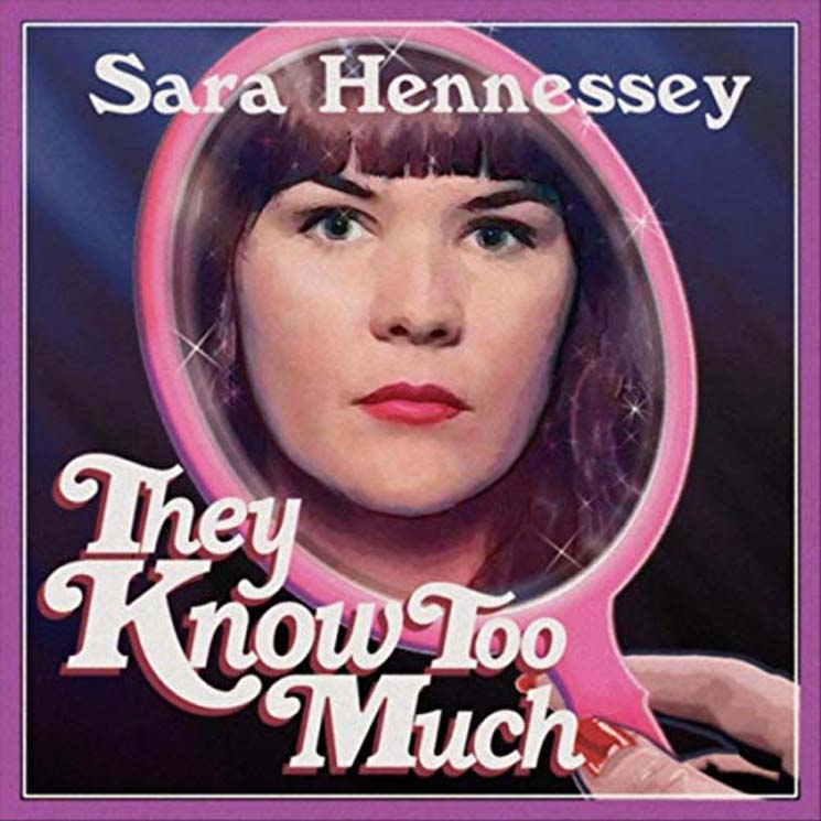 Toronto Comic Sara Hennessey Reveals Her Silly Self on 'They Know Too Much'