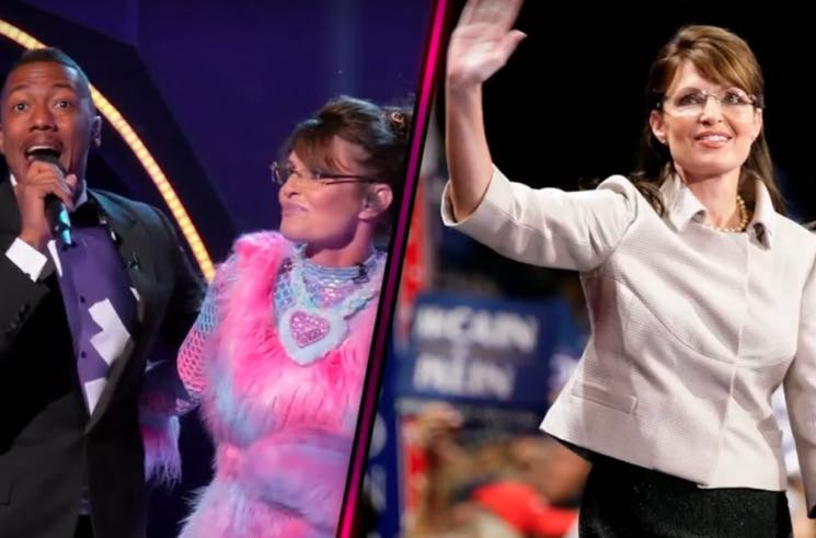 ​Sarah Palin Revealed as the Bear on 'The Masked Singer'