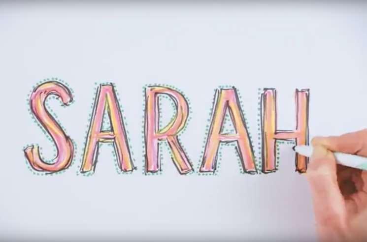 """Sarah Slean """"Sarah"""" (video)"""