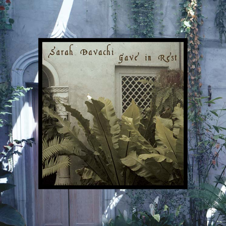 Sarah Davachi Gave In Rest