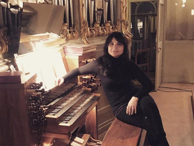 Sarah Davachi Takes Us to Church on 'Gave In Rest'