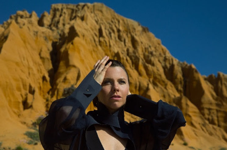 Sarah Neufeld Takes 'The Ridge' on North American Tour