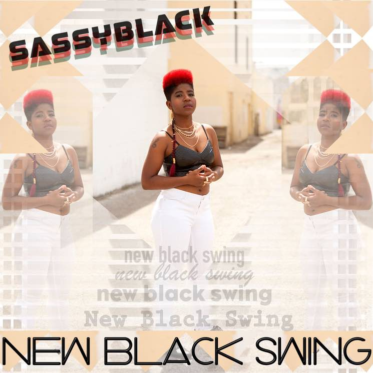 SassyBlack New Black Swing