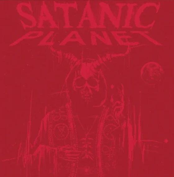 Locust / Dead Cross Supergroup Satanic Planet Announce Debut Album