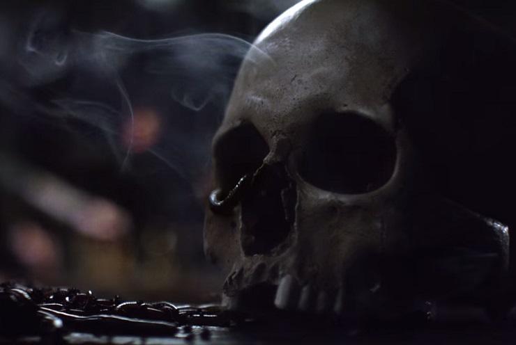 Behemoth 'The Satanist' (video)