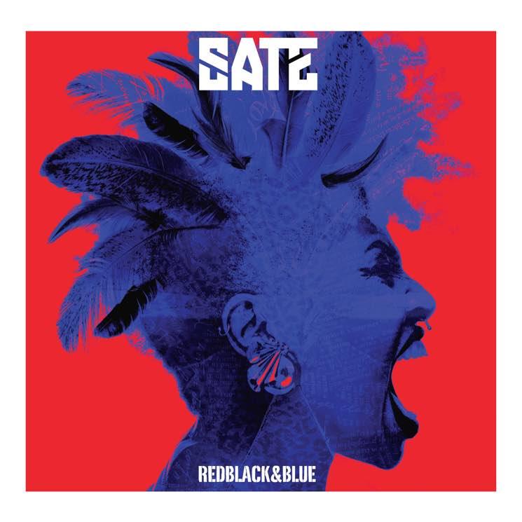 SATE 'RedBlack&Blue' (album stream)