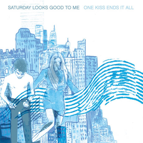 Saturday Looks Good to Me Announce Comeback LP: 'One Kiss Ends It All'