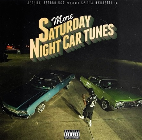 Curren$y 'More Saturday Night Car Tunes' (free EP)