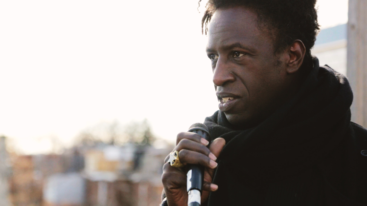Saul Williams  on Exclaim! TV's Sweet 16s