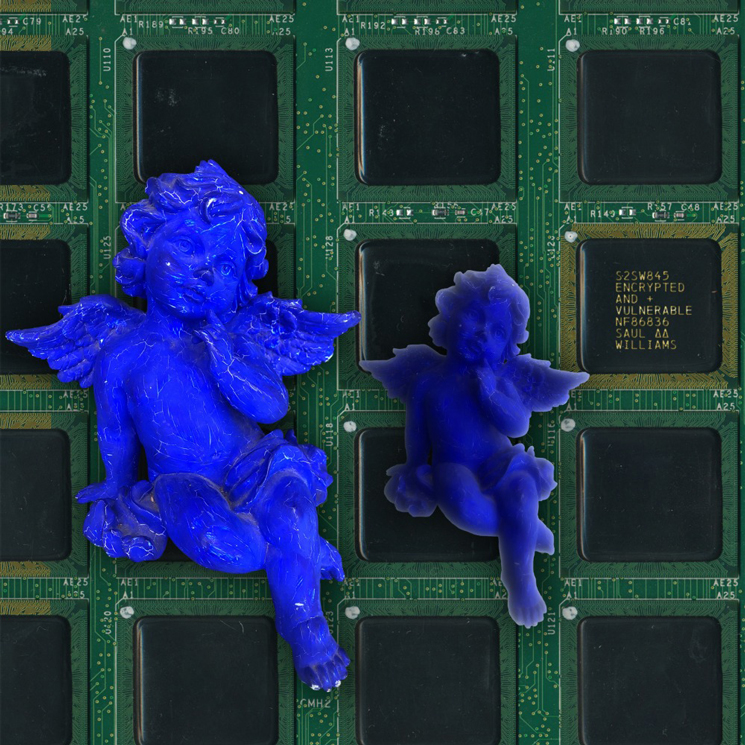 Saul Williams Announces New Album 'Encrypted & Vulnerable'