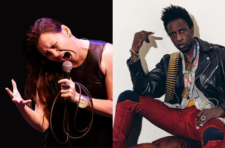 Tanya Tagaq's New Album Is Being Produced by Saul Williams
