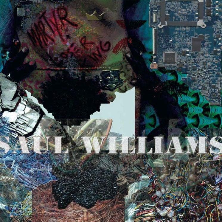 Saul Williams MartyrLoserKing