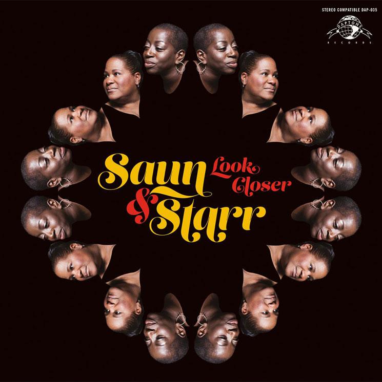 Sharon Jones' Backup Singers Saun & Starr to Release Album with the Dap-Kings