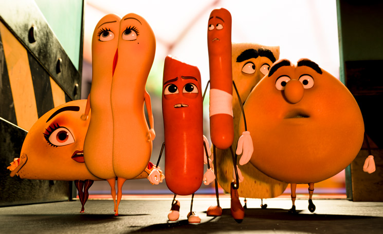 Sausage Party Directed by Greg Tiernan and Conrad Vernon