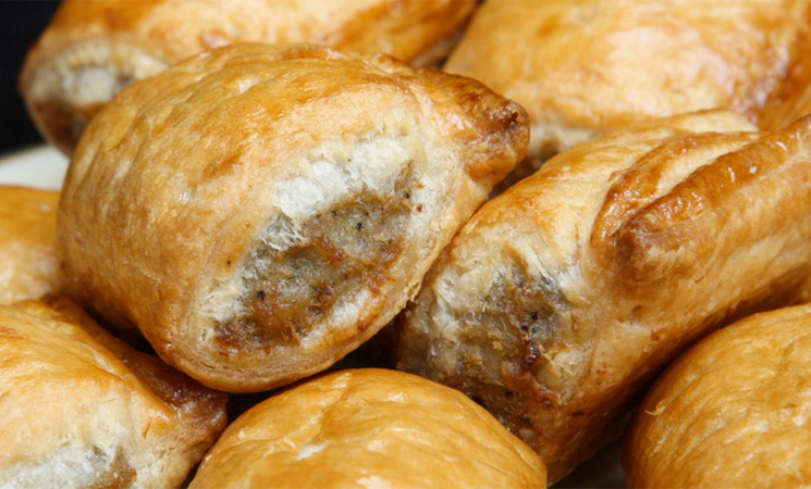 A Parody Song About Sausage Rolls Just Became the U.K.'s Christmas No. 1